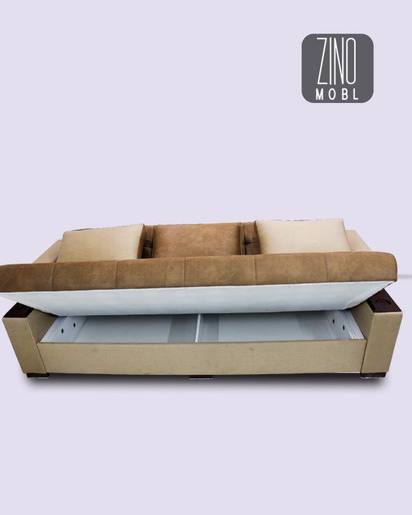 کاناپه تختخواب شو باکس دار پندار