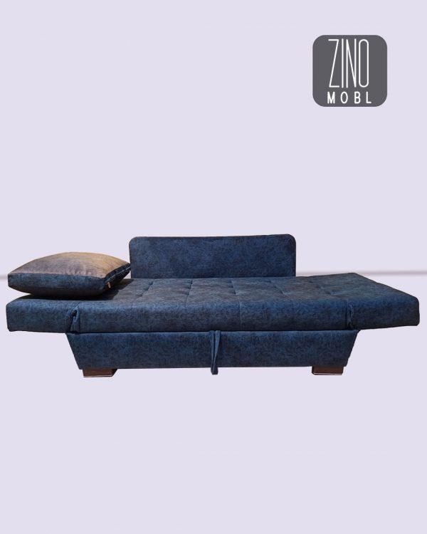 کاناپه تختخواب شو آترین سورمه ای